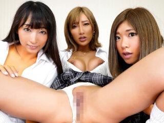 Guro Gal Creampie Orgy Part 2 - SexLikeReal