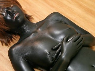 Black Liquid Latex Spray