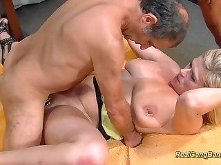 leader extreme perforated Milf gets stupendous banged