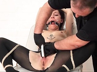 Extreme asian Medicine roborant amulet and hardcore severe bdsm of japanese slaveslut Me