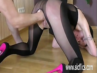 Far-out amateur fisted farm she squirts with reference just about orgasm
