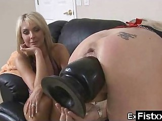 Neglected Fisting Young gentleman Hard Penetrated