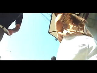 sexy legal age teenager upskirt