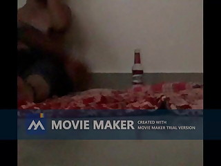 South Indian telugu girl drinks and fucks