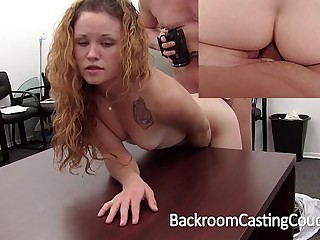 Amateur Teen Madison Anal Casting