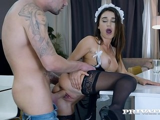 Private.com -Lustful Lana Roy Gets Anal Pounded Hard by Hard Cock