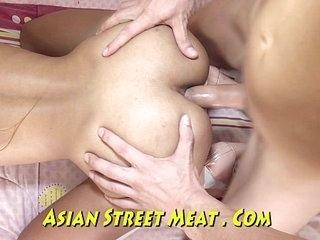 Incorruptible Asian Anal Asshole Tart