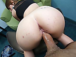 Teen gf Hannah Heartley pussy slammed