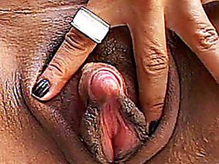 extreme big clit brasilian babe