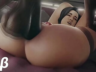 3D on the move anal compilation - 2021 dead beat blender porn from games HMV - Campaign Remixes