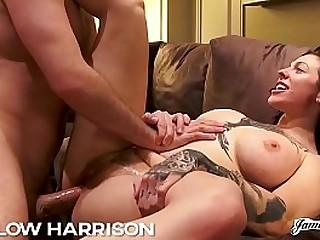 """""""Cum In My Pussy"""" - Pornstars Beseecher to shudder at Lip With Cum Collection - /w Keisha Grey / Jessa Rhodes"""
